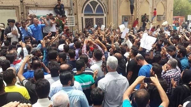 Iran Daily: Water Protests Continue in Southwest
