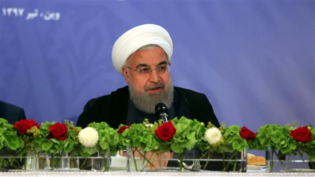 Iran Daily: Defiant Rouhani — US Cannot Stop Our Oil Exports