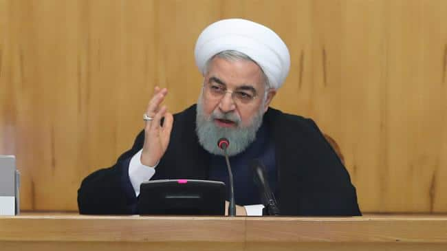 Iran Daily: Rouhani Wishes Away US Threat to Economy