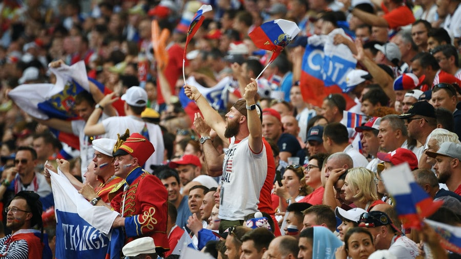How Russia Won the World Cup