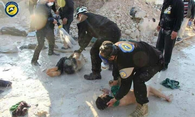 Syria's Chemical Attack Victims File Criminal Complaint in Sweden
