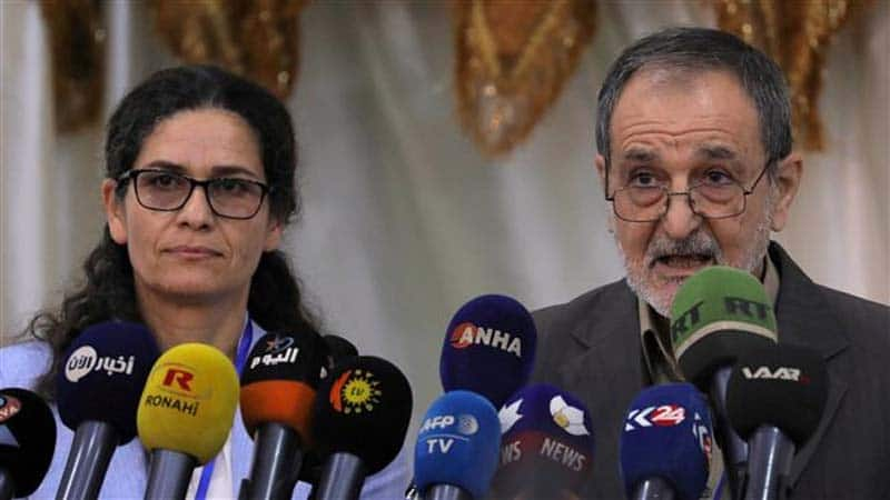 "Syria Daily: Kurdish Group Says Talks With Regime Lead to ""Road Map"""