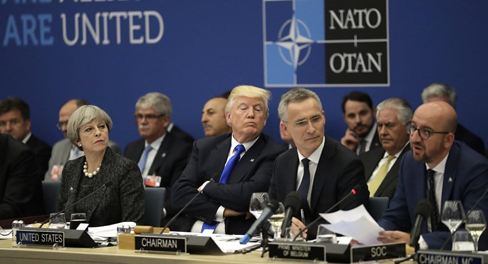 TrumpWatch, Day 567: How US Officials Saved NATO from Trump