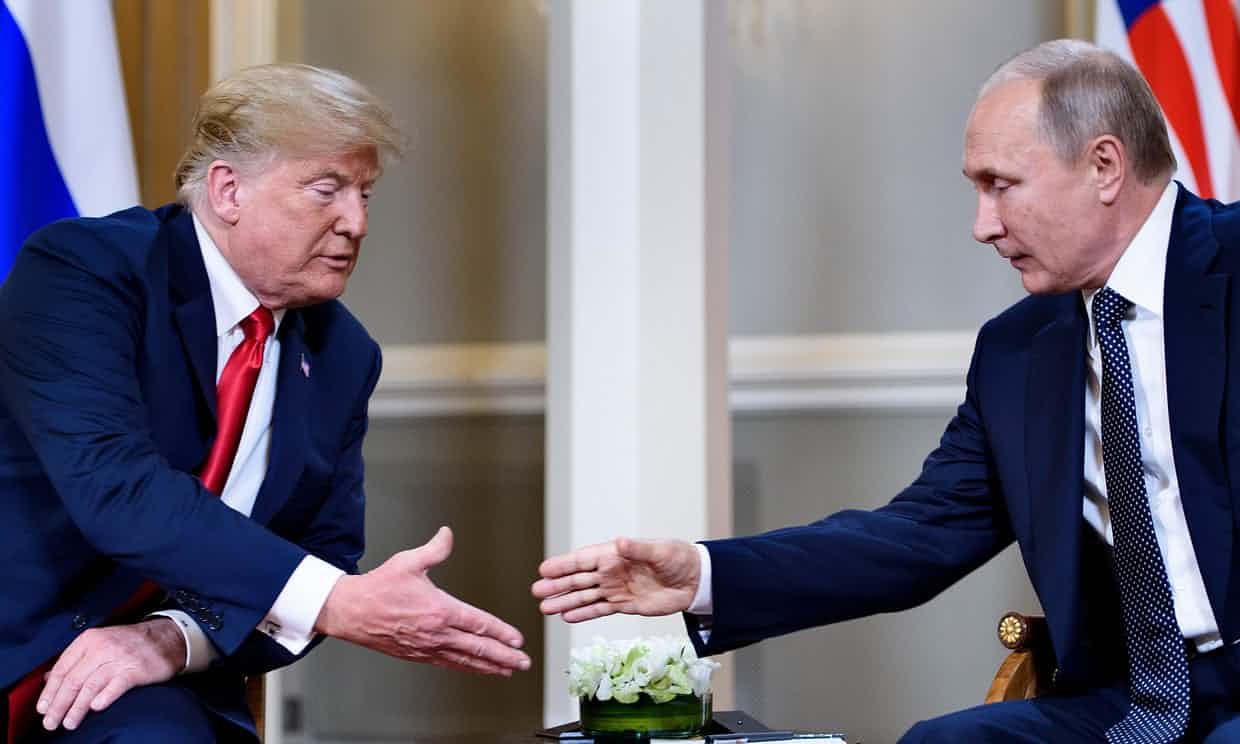 Syria Daily: Putin and Trump Talk About Israel, Not a Word About Assad Regime and Those Killed