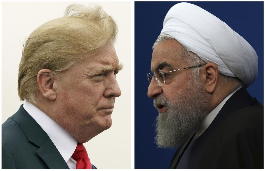 Why Trump is Tweet-Threatening War With Iran