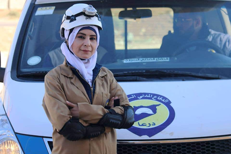 The Women Fighting Extremism in Syria's Idlib