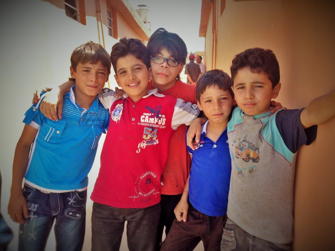 Syria's Future: No Country for Young Men, A Cannibalized Economy, Walls of Fear, Survival