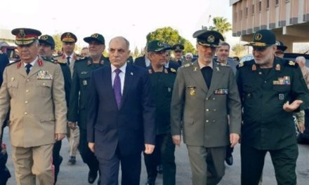 Syria Daily: Iranian Defense Minister Confers with  Assad Regime
