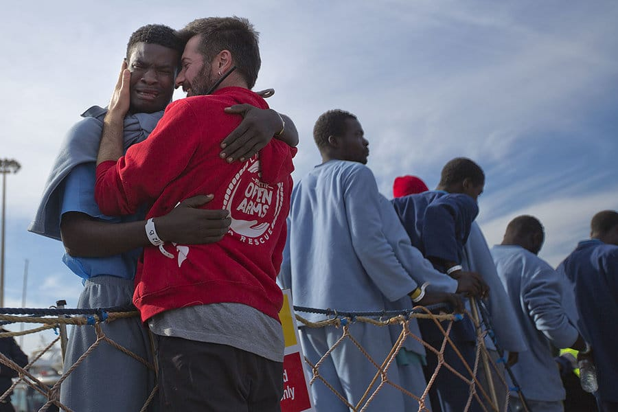 "Is There Really a ""Migration Crisis"" in Europe?"