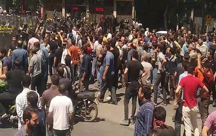 Iran Daily: Protests Over Economy Reach Tehran