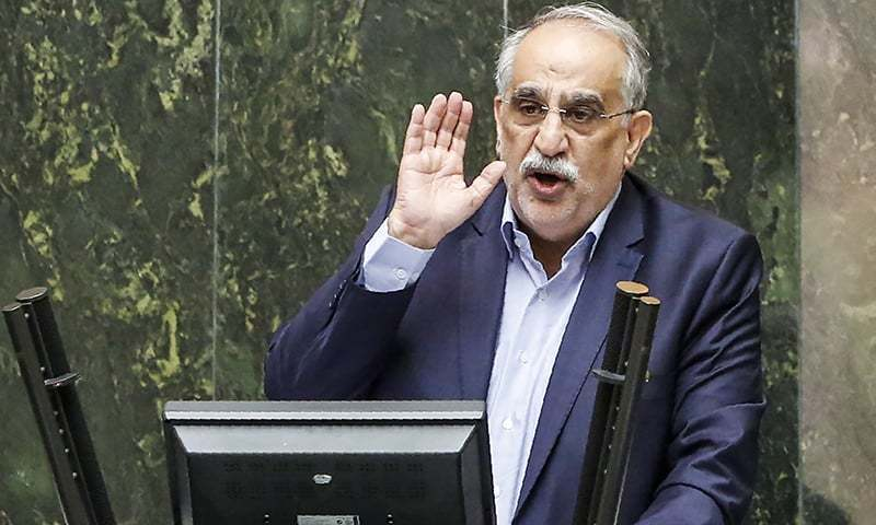 Iran Daily: Parliament Dismisses Economy Minister