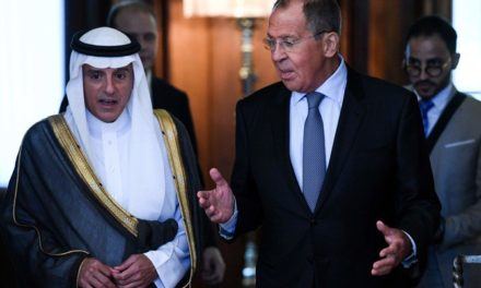 """Syria Daily: Russia on Idlib — """"This Festering Abscess Needs to Be Liquidated"""""""