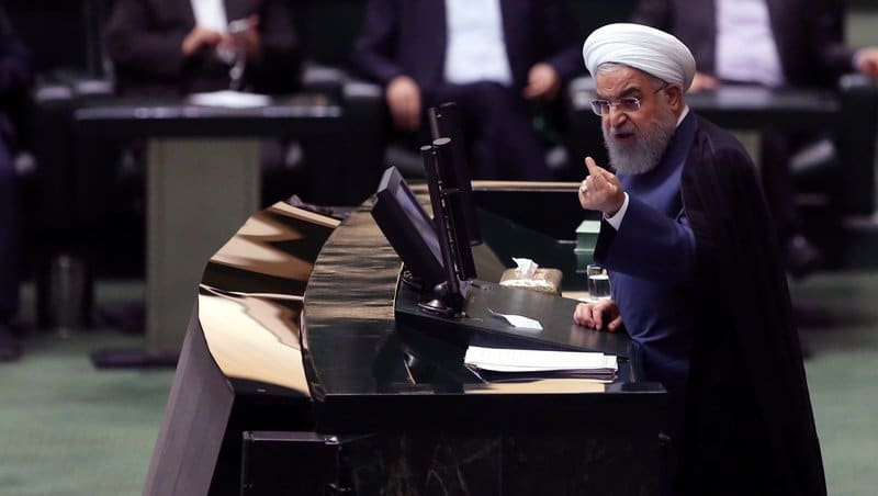 Iran Daily: MPs Censure Rouhani — Slap on Wrist or Beginning of End?