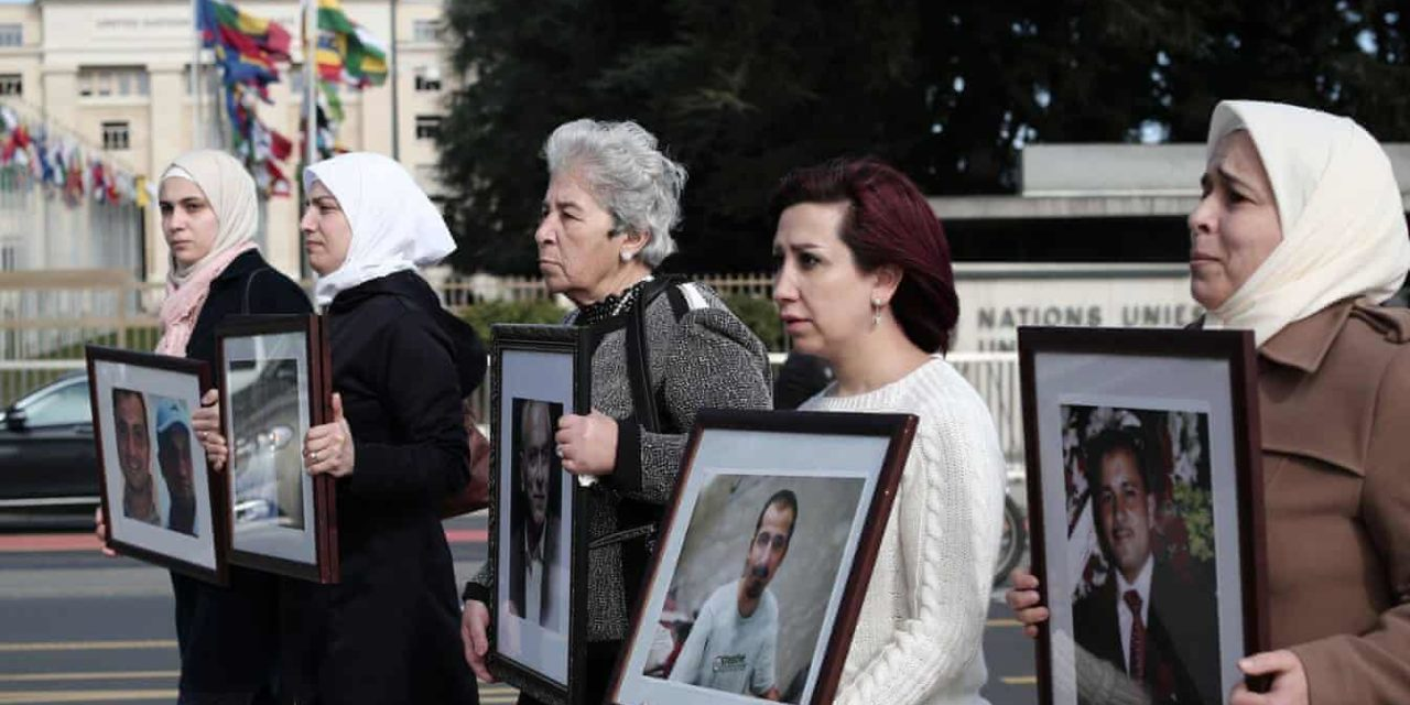 Syria Daily: More Relatives Told of 1000s Who Died in Regime Prisons