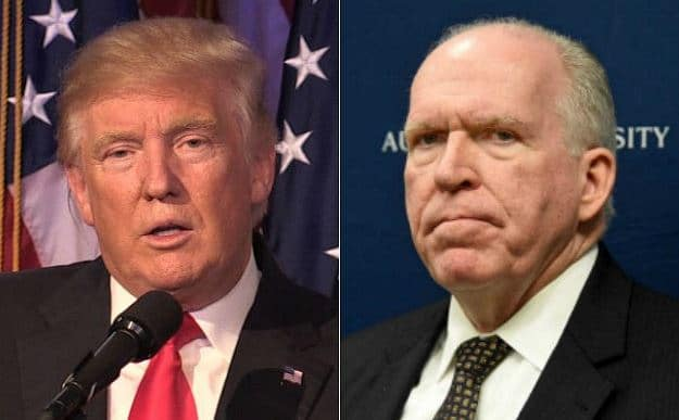 TrumpWatch, Day 574: Trump v. National Security as Brennan's Clearance Revoked