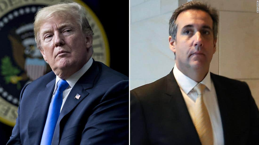 Podcasts: Cohen Pushes Trump Closer to His Downfall