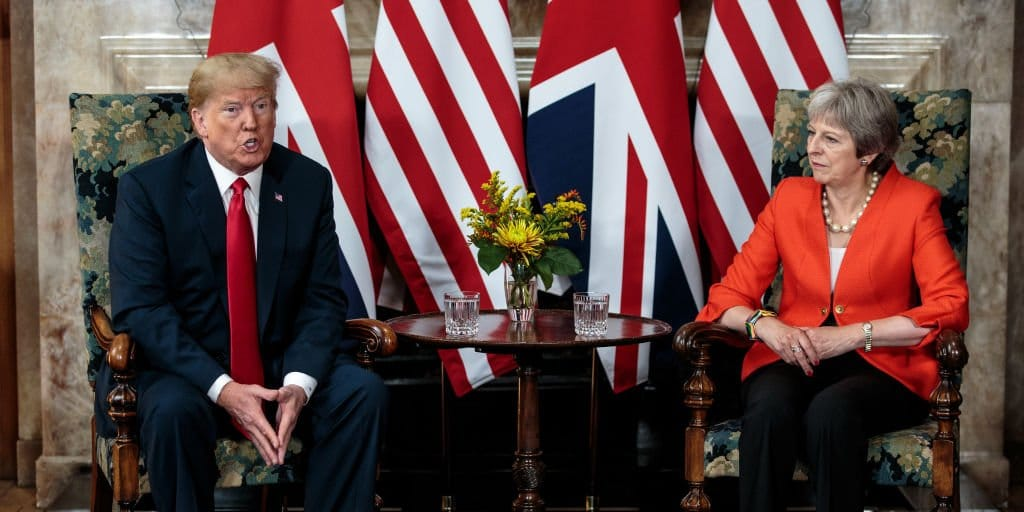 Brexit and the Art of the Deal — Can UK Follow Trump Advice to Sue the EU?