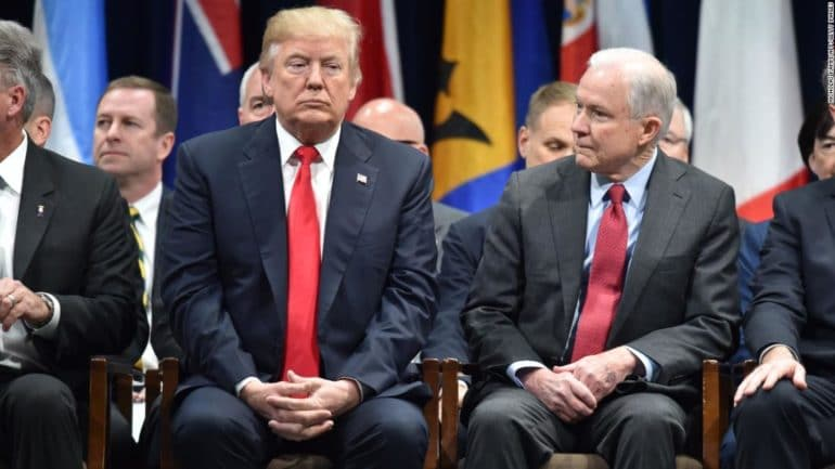 "TrumpWatch, Day 608: Trump — ""I Have No Attorney General"""