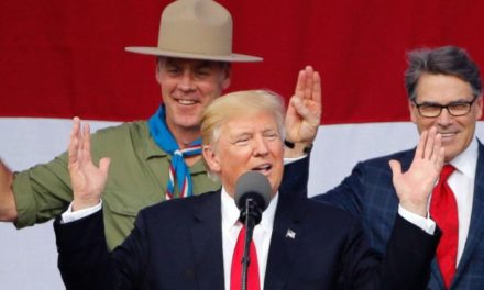 Who's Blocking US Climate Research? Interior Secretary's Unqualified School Friend