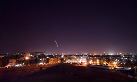 Syria Daily: Israel Strikes Again Near Damascus Airport — Assad Regime Media