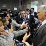 Podcast: Cuba's President Visits the US