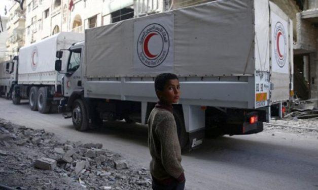 How UN Humanitarian Aid Propped Up Assad Regime