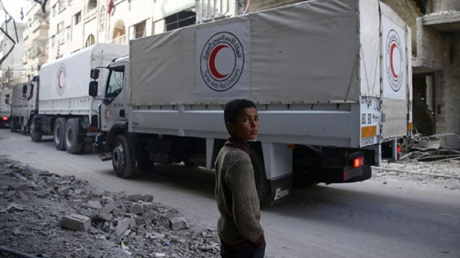 How UN Humanitarian Aid Propped Up Assad Regime