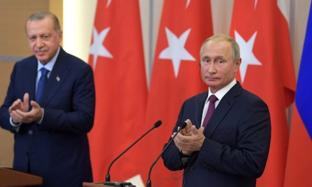 Syria Daily: Russia & Turkey Announce Buffer Zone for Opposition-Held Idlib