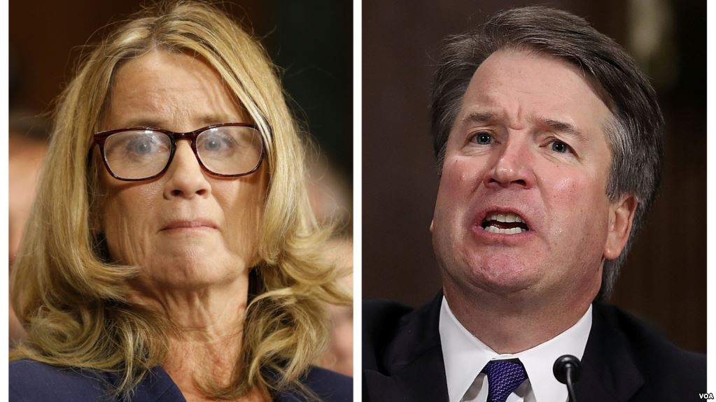 Podcasts: After Ford's Testimony, the Issues Beyond Kavanaugh's Confirmation