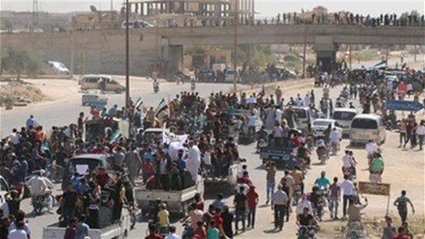 Syria Daily: 30,000+ Displaced in Northwest by Russia-Regime Attacks