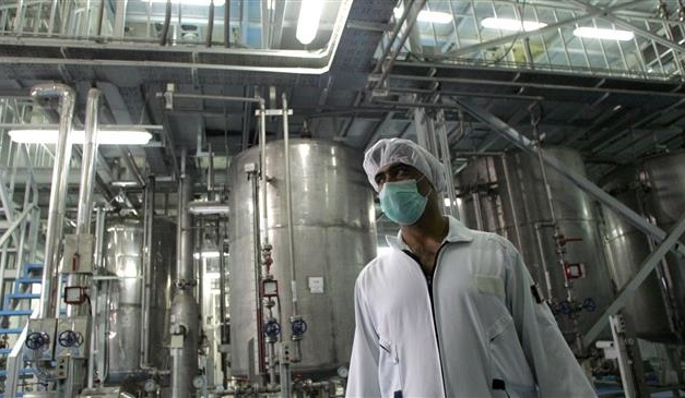 Iran Rejects Discussions on Undeclared Uranium