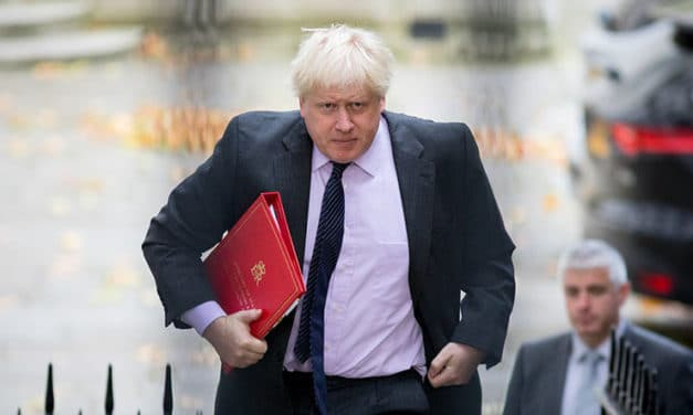 Podcast: Boris Johnson Plans a Coup; Russia's Officers in Salisbury