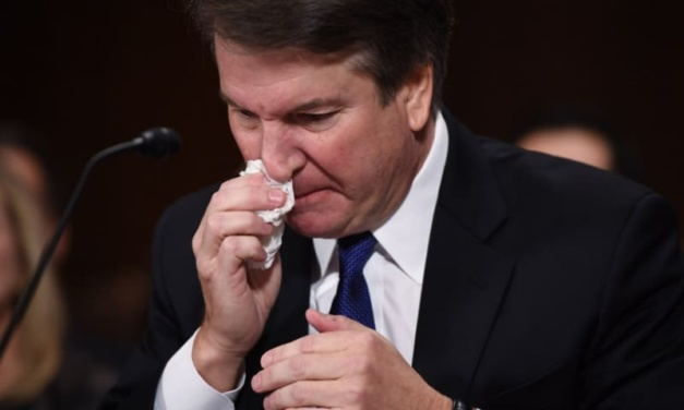 TrumpWatch, Day 969: New Sexual Abuse Claims Against Justice Kavanaugh
