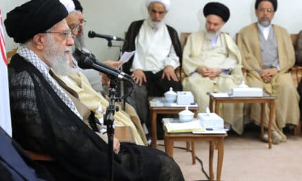Iran Daily: Supreme Leader — Don't Worry, Be Happy