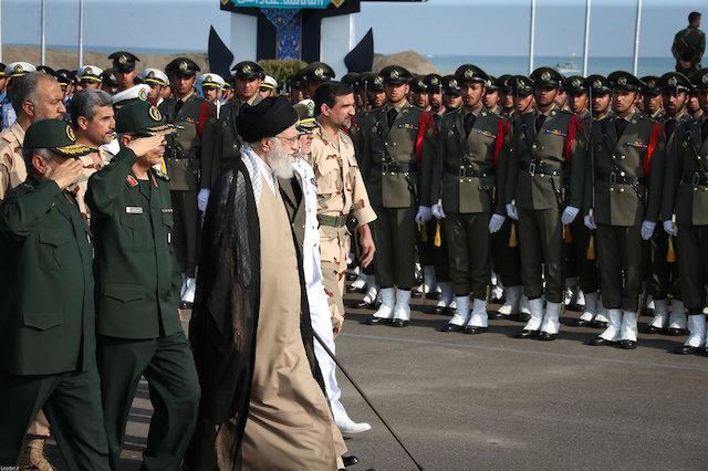 "Iran Daily: Supreme Leader's Latest for Economic Crisis — ""Scare the Enemy"""