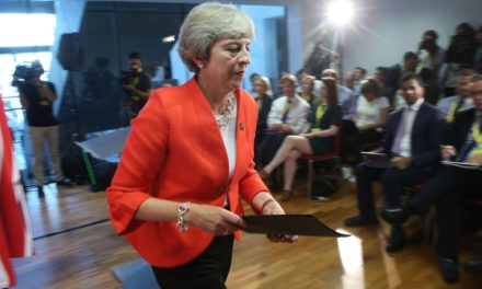 Podcast: Week in Review — May's Brexit Nightmare; Labour's Brexit Avoidance; A Ceasefire in NW Syria
