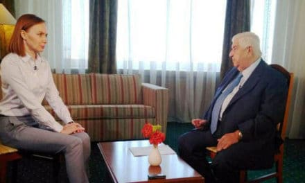 Syria Daily: Assad's Foreign Minister Pushes Lies for Idlib Assault