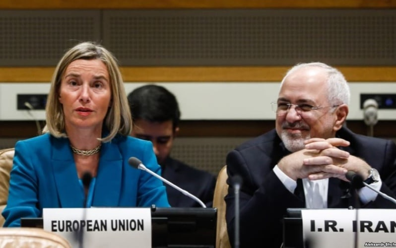 Iran Daily: Zarif Assails Europe Over Economic Link