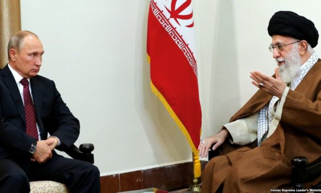 Iran Daily: Supreme Leader to Putin — We Must Restrain US