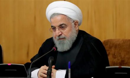 """Iran Daily: Rouhani Turns Economic Crisis Into """"War Against Aggressors of History"""""""