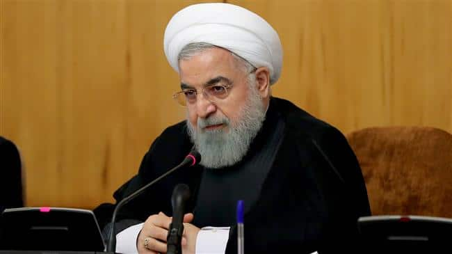 "Iran Daily: Rouhani Turns Economic Crisis Into ""War Against Aggressors of History"""