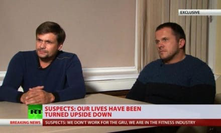 BBC Radio: A Black Comedy Show — The Russians Who Visited Salisbury