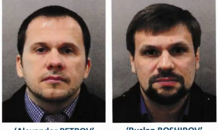 Podcasts: UK Charges Russian Intelligence Officers Over Nerve Agent Attack