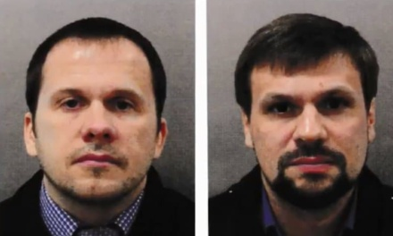 """EA on BBC: Russia's Spies Busted Over Czech Explosion; """"Slow Execution"""" of Alexei Navalny"""