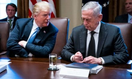 TrumpWatch, Day 604: Trump Turning Against Defense Secretary Mattis?