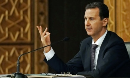 Syria Daily: Assad on Idlib Demilitarized Zone — It's Temporary