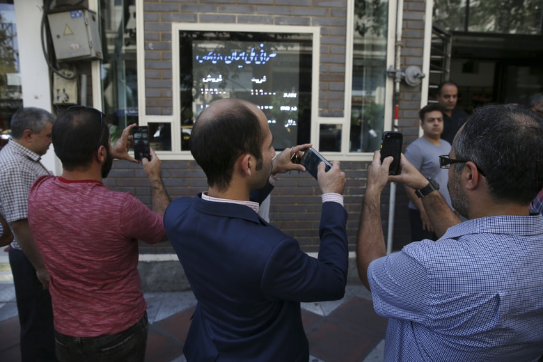 Iran Daily: Currency Rally Ends After 48 Hours