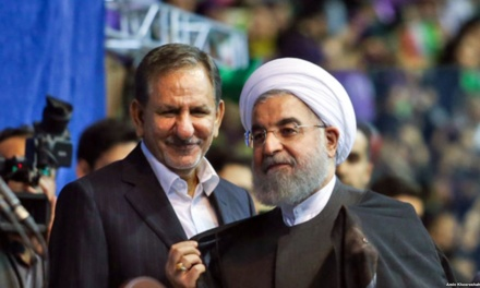 Iran Daily: Vice President — I Wasn't Consulted About Cabinet Changes