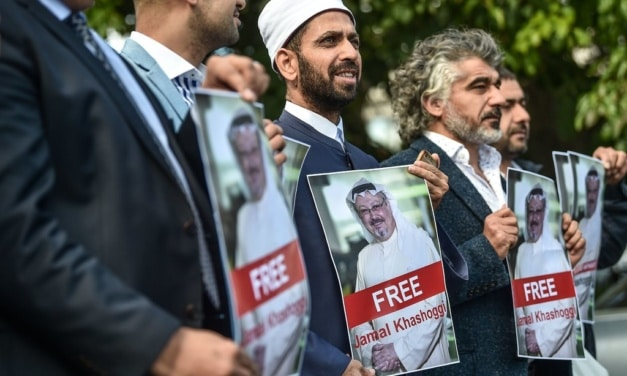 Podcast: Will Saudi Pay Price Over Khashoggi?; Kanye Upstages Trump; Brexit Stumbling Continues
