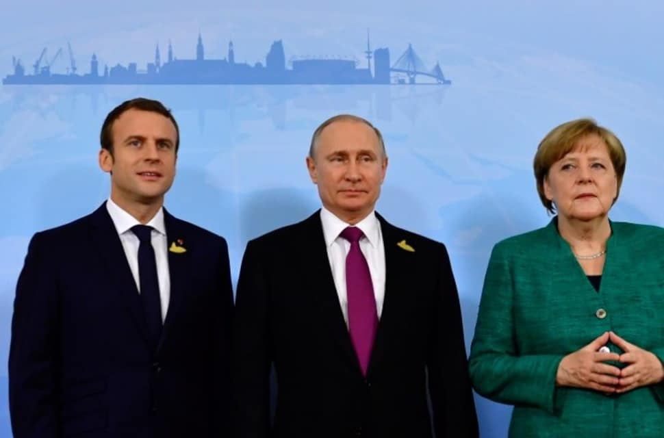 Syria Daily: Leaders of Turkey, Russia, France, and Germany Meet Next Week